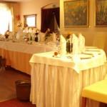 Sala weselna w Hotelu Trzy Światy w Gliwicach