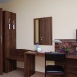 Pokój jednoosobowy premium w Hotelu Trzy Światy Gliwice