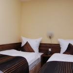 Pokój dwuosobowy w Hotelu Trzy Światy Gliwice
