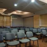 sala konferencyjna w Hotelu Trzy Światy w Gliwicach
