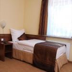 Wygląd pokoju w hotelu Gliwice