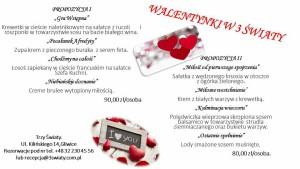 romantyczna-kolacja-we-dwoje-Gliwice-menu-walentynkowe-restauracja-gliwice-hotel